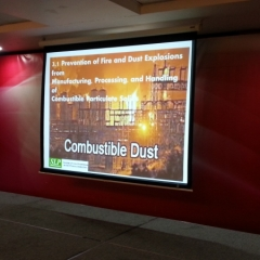 Combustible Dust