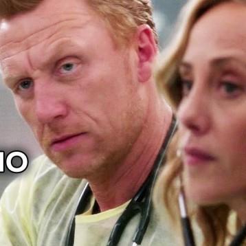 "Grey's Anatomy Season 15 Episode 25 ""Jump into the Fog"""